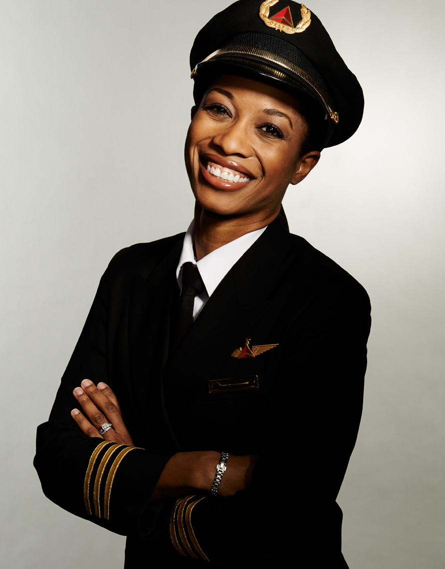 Delta _Airlines_Captain_Pilot_African_American