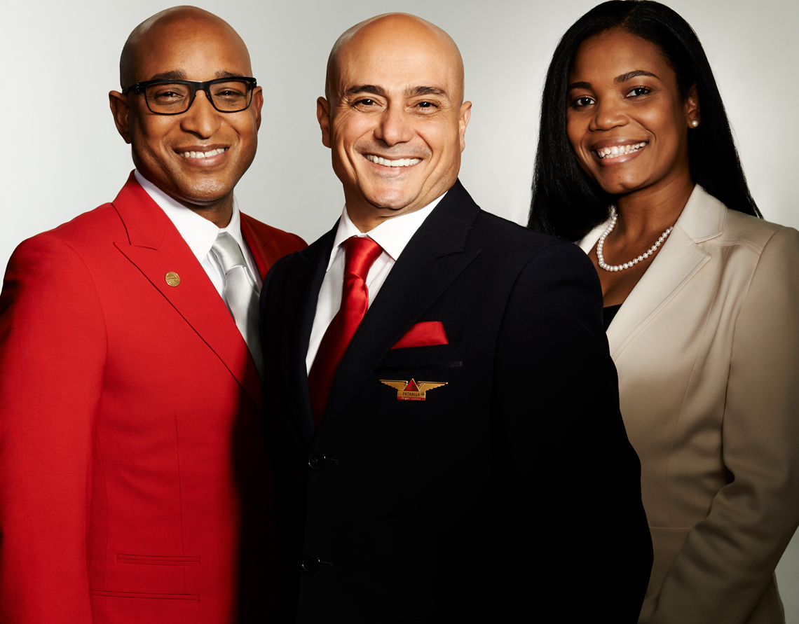 Delta_Airlines_Group of three employees_ multi-racial
