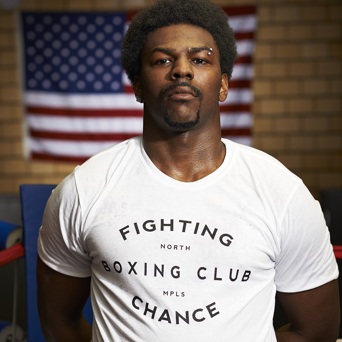 Seriously tough Fighting Chance Boxing Club